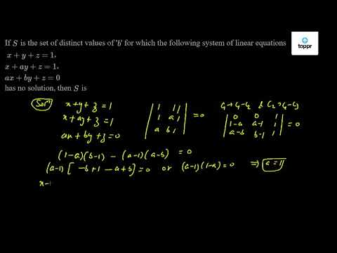 Solving Linear Equations in Two Variables: Methods, Videos