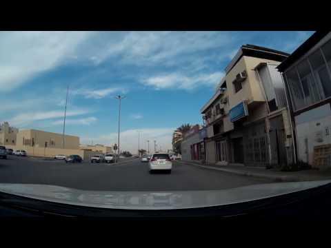 جولة في شوارع مدينة صفوى. Safwa City Tour