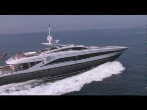 Gforce Yacht by Heesen