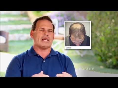 Bosley Hair Restoration Patient Testimonial   Mike K
