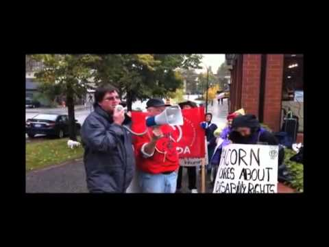 BC ACORN Disability Rights Action
