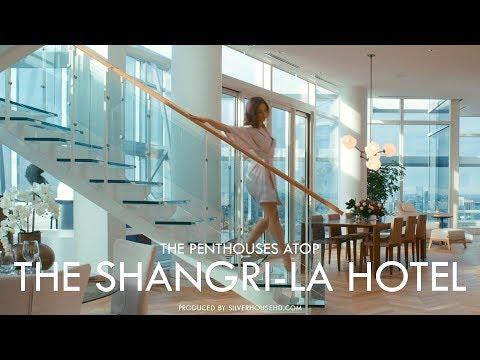 $10,000,000 SHANGRI-LA PENTHOUSE | Atop The Shangri La Hotel Toronto in 4K