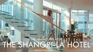 $9,332,500 - Shangri-La Toronto Penthouse 4K - 180...