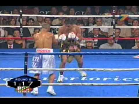"Giovani ""Guerrero Azteca"" Segura VS Ivan ""Iron Boy"" Calderon Round 2"