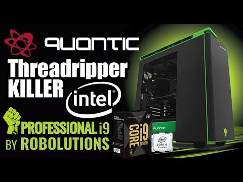 Threadripper Killer La PC mas Poderosa de MEXICO Quantic Robolutions - Droga Digital