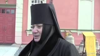 Монахиня Нина Схулухия, настоятельница Ильинского женского монастыря