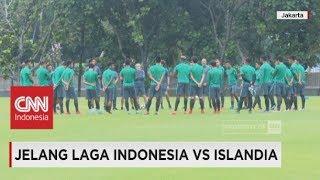 Video Jelang Laga Indonesia Vs Islandia, Timnas Fokus Lini Pertahanan download MP3, 3GP, MP4, WEBM, AVI, FLV Januari 2018
