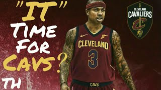 Why isaiah thomas is the new king in cleveland [hd]