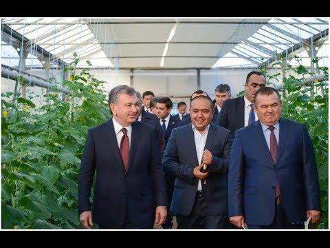 Prezident Shavkat Mirziyoyev 13-14-dekabr kunlari Qashqadaryo viloyatida boʻldi
