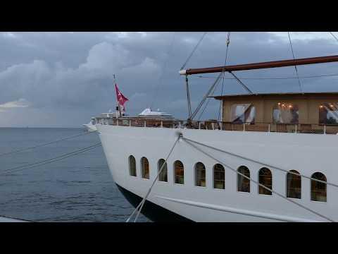 OCEANIA MARINA & SEA CLOUD II CUXHAVEN