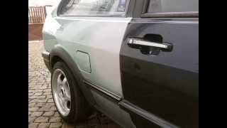 VW Polo GT Coupe repair