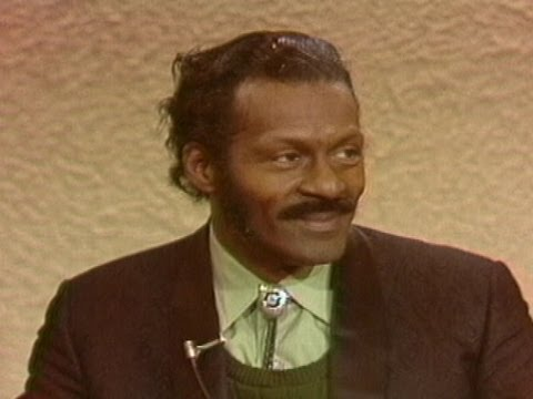 An Interview With guitarist, singer and songwriter, Chuck Berry