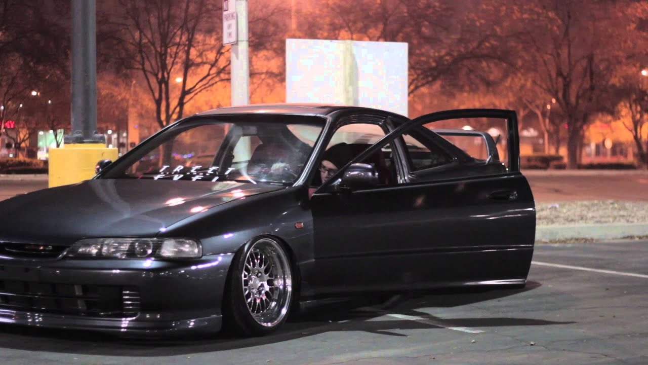 Jdm Car Wallpaper 1920x1080 Stance Integra Gsr Youtube