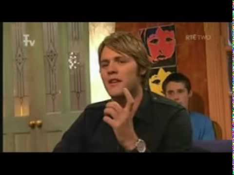 Brian McFadden - Interview - The Cafe
