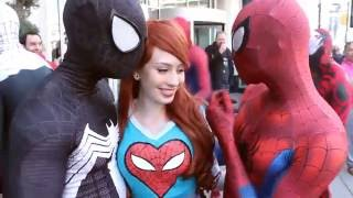 ТАКОГО ЕЩЕ НИКТО НЕ ВИДЕЛ ОТ СПАЙДЕРМЕНА ПРИКОЛ - Spider Man Love