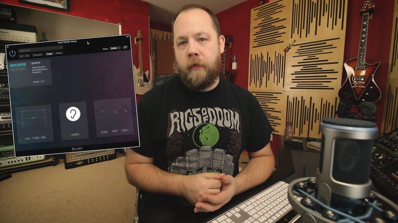 Amazing Noise Reduction Plugin!