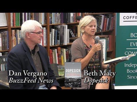 "Beth Macy, ""Dopesick"""