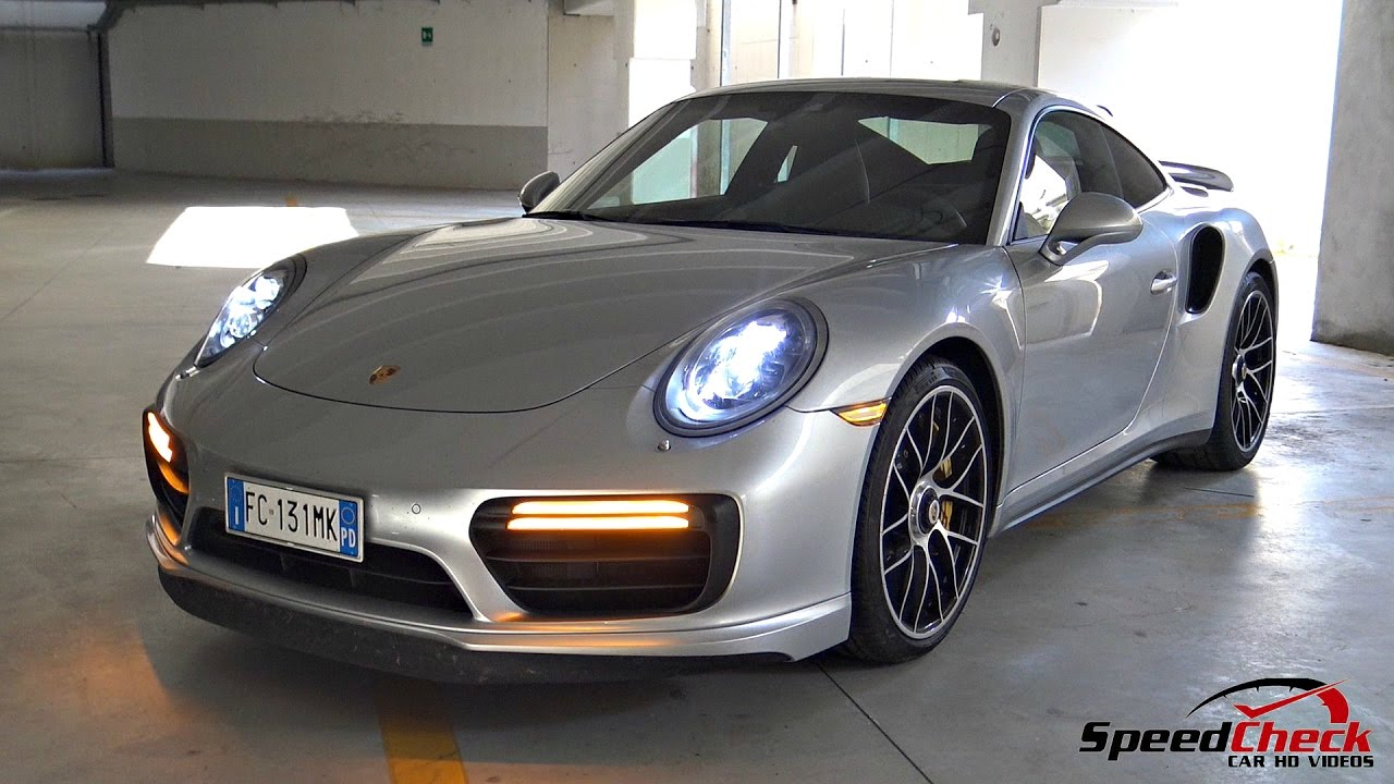 2016 porsche 991 turbo s mk2 full walkaround start up. Black Bedroom Furniture Sets. Home Design Ideas