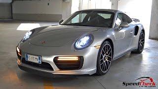 Porsche 911 Turbo S 2016 Videos