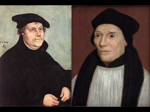 St. John Fisher Vs Martin Luther: Fisher's Defense Of The Priesthood (Part 4/4) ~ Michael Davies