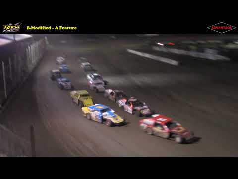 B-Modified -- 9/15/17 -- Rapid Speedway Nationals Night 1