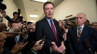 Comey under fire over decision to send FBI agents to interview Flynn