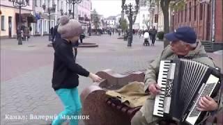 Попурри советских мелодий!!! Аккордеон! Brest! Street! Music!