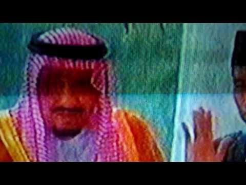 HEBOH!!!! Jubah Raja Salman
