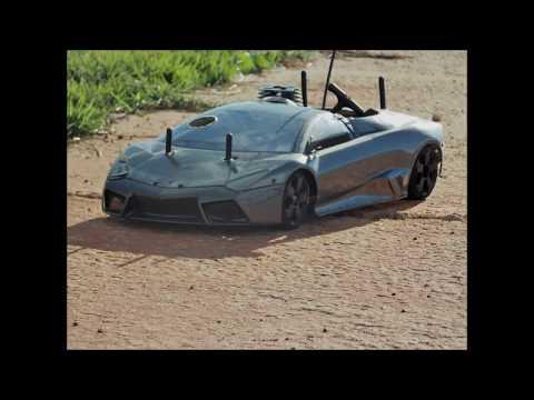Lamborghini Reventon Planeta Deagostini Softening Engine By
