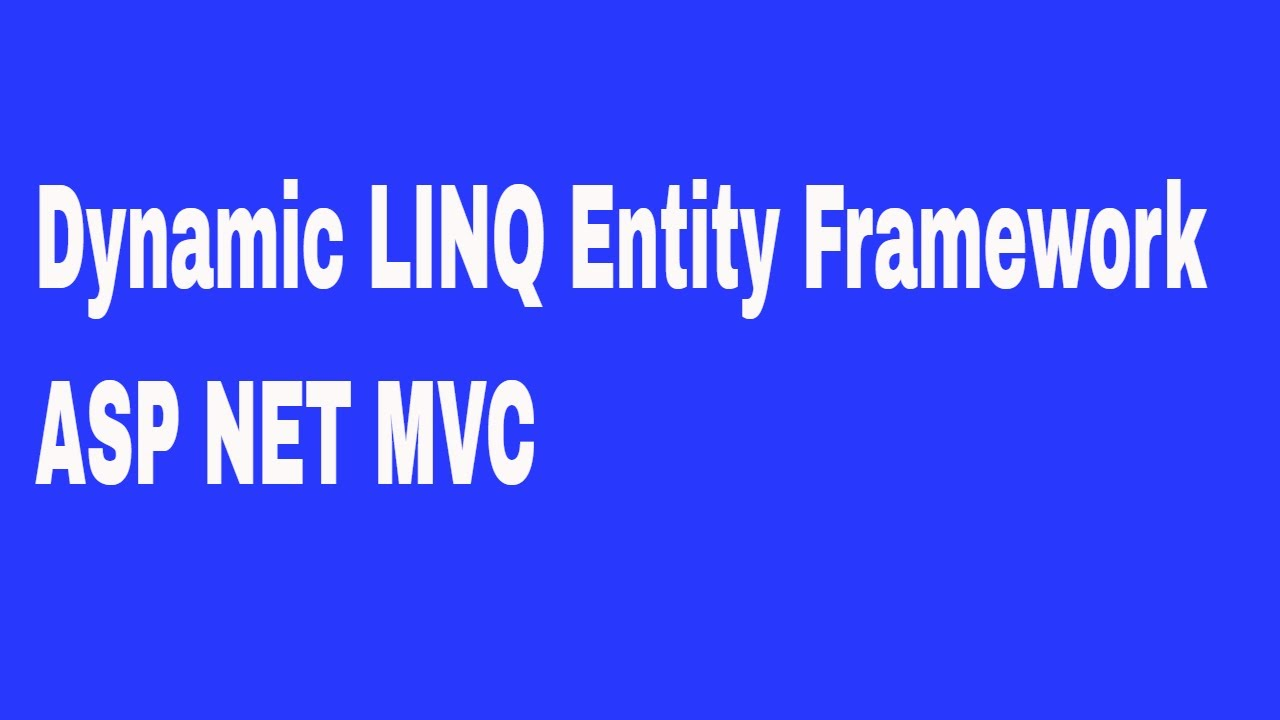 Linq To Sql Dynamic Where