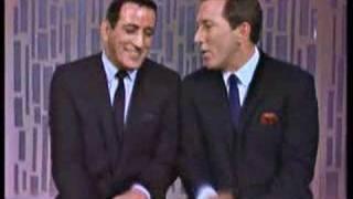 Tony Bennett and Andy Williams City Medley