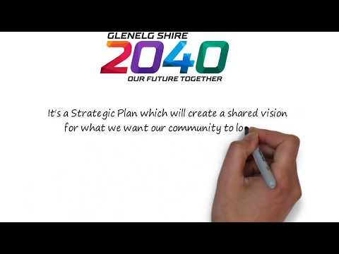 What is Glenelg Shire 2040?