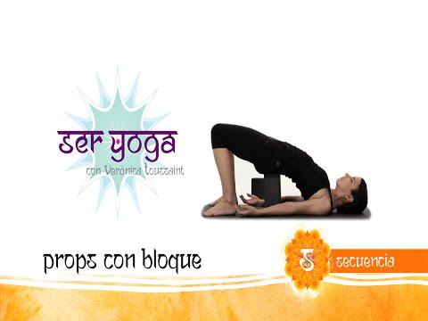Ser Yoga - Secuencia 6 | Props con bloque