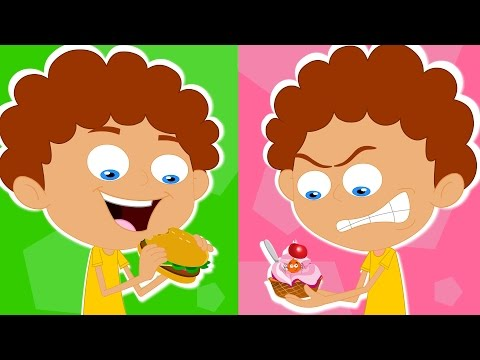 Emotions Song | Nursery Rhymes From Pre School