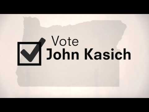 "John Kasich - ""America: Never Give Up"" - Oregon Radio"