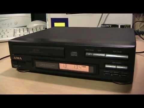 Bric-a-brac cassettes & Aiwa DX-N3 CD player