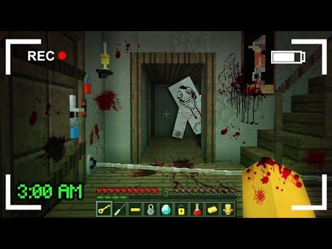 ¡ENCONTRÉ A JEFF THE KILLER En MINECRAFT PE A Las 3:00 AM! 😨 (CASO REAL!!!)