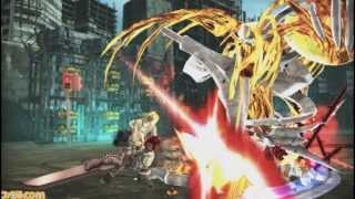 PS Vita - Freedom Wars New In Game Screenshots (2014)