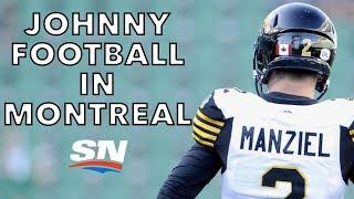 Montreal Alouettes Acquire Johnny Manziel - Trade Analysis w/ Drew Edwards | The Jeff Blair Show