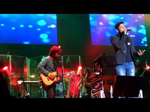 Arijit Singh & Leon D'souza Live Leicester Hosanna
