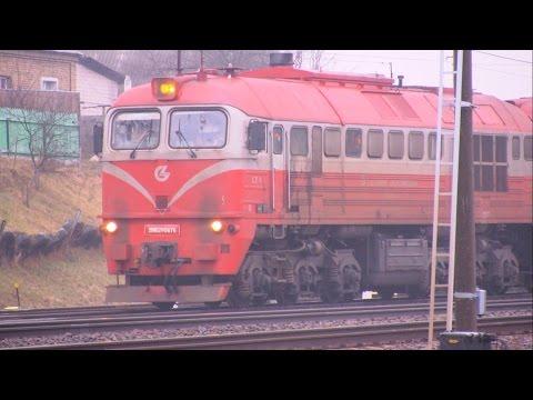 Новые локомотивы: электровозы и тепловозы, фото и видео