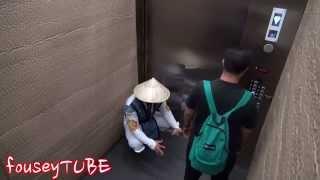 прикол в лифте MORTAL KOMBAT 2