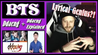 Metal Musician Reacts BTS - Ddaeng + Ddaeng Explained by a Korean