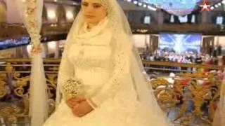 Как в Чечне отгуляли свадьбу тысячелетия