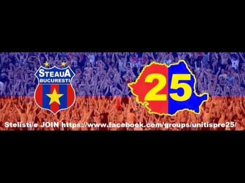 Imn Steaua- Campioni am fost, campioni vom fi