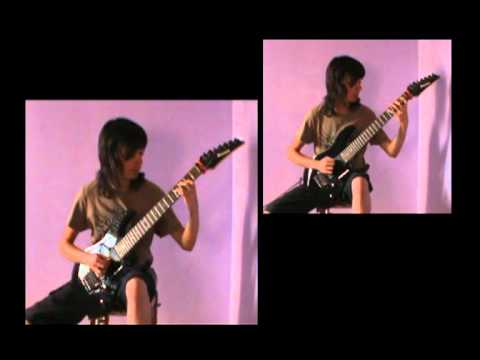 End of the begining - Jason Becker (cover by German De Sotomayor)