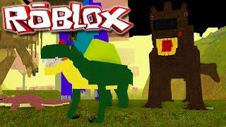 "Dinosaur Simulator ""Roblox"" (Gameplay/PT-BR) - Batalha Aquática "" Spinosaurus "" (#9)"
