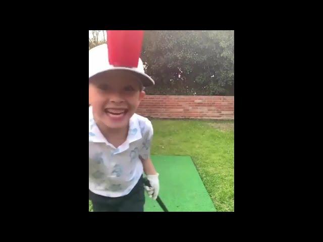 海外ゴルフ 失敗・おもしろ・ハプニング・珍プレー動画④