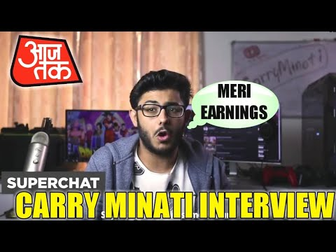 Carry Minati And Dynamo Gaming Earnings Revealed || Full Interview
