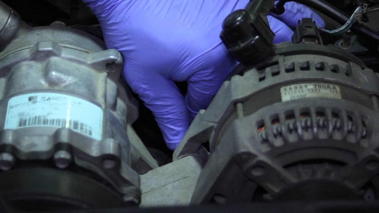 medium resolution of dodge durango coolant temperature sensor replacement